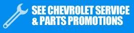 Chevrolet Service & Parts Chatham Ontario