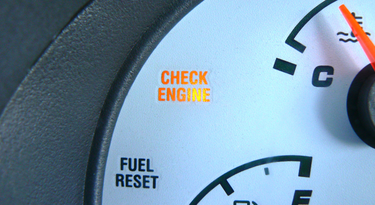 What's your Check Engine Light telling you?