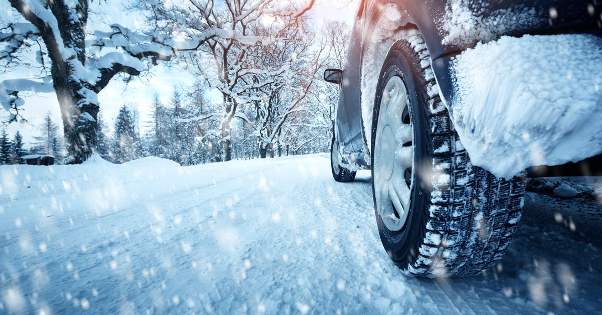 Do you have the proper tires on your vehicle?