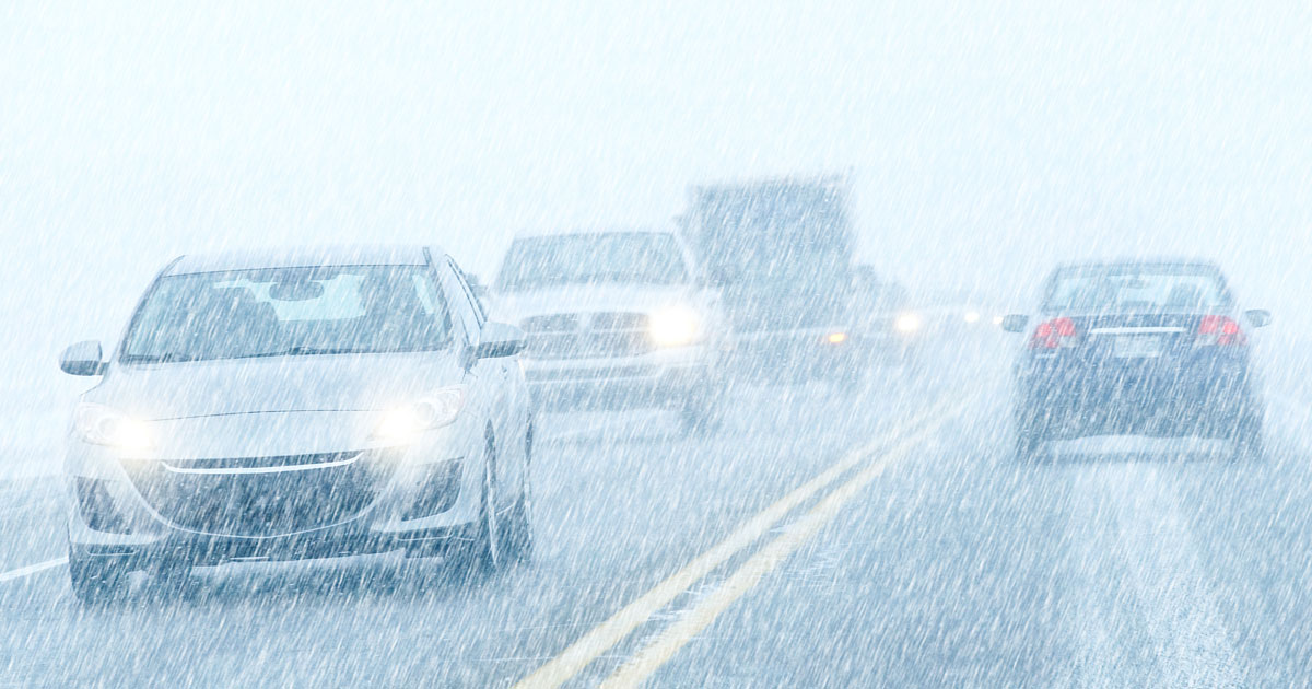 Protect your vehicle from the coming winter